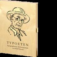 Ralf MauerTypoeten Typographische Dichterporträts