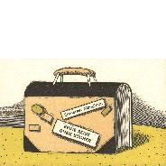 """Somerset Maugham / Egbert Herfurth""""Keine Reise ohne Bücher"""""""