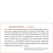 """""""Spazirengehen, s. Bewegung""""Originaltext aus dem Conserva(!)tions-Lexikon für alle Stände (1834)"""